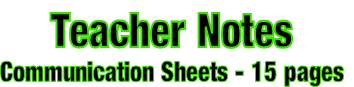 Teacher Notes